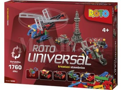 Roto Universal - 1760 dílků