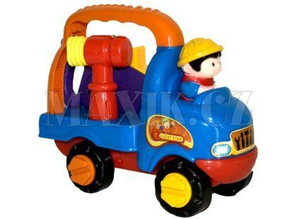 Šroubovací auto s nářadím