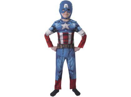 Rubie's Avengers Classic Kostým Captain America vel. L