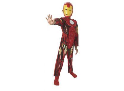 Rubie's Avengers Classic Kostým Iron Man vel. M