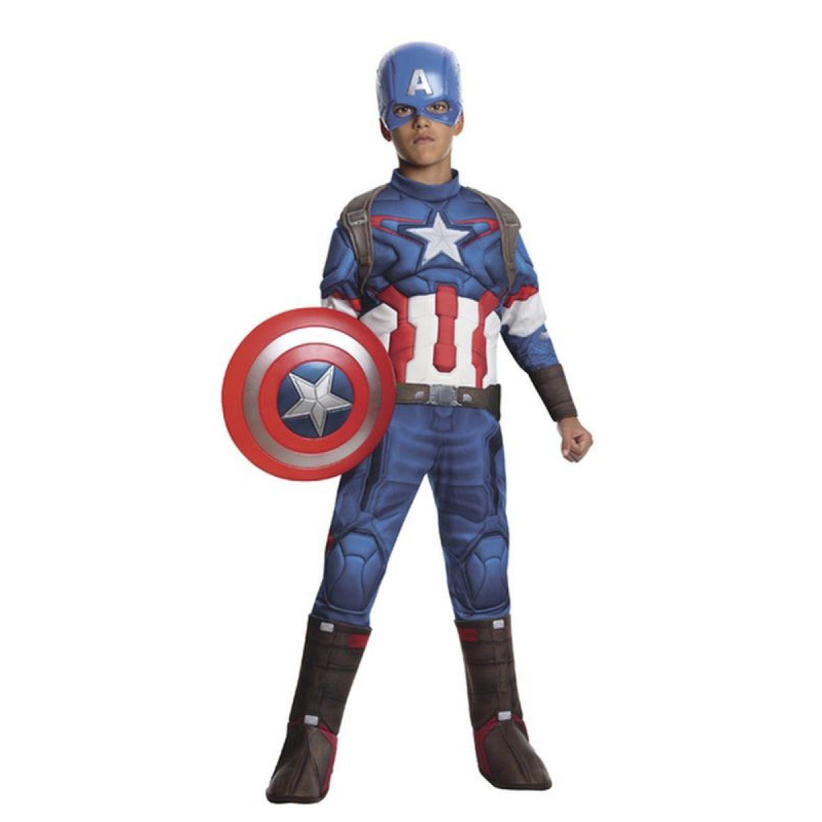 Rubie's Avengers Kostým Captain America vel. M