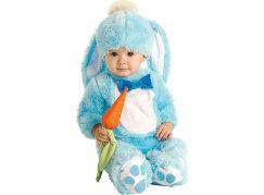 Rubie's Baby kostým - modrý králíček (6-12m)