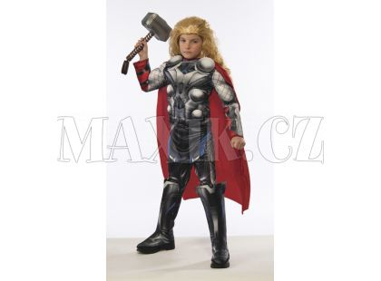 Rubie's Kostým Avengers: Age of Ultron - Thor Deluxe - vel. L - vel. L