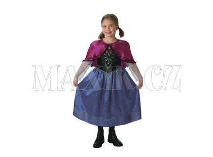 Rubie's Ledové království Kostým Anna Deluxe vel.M