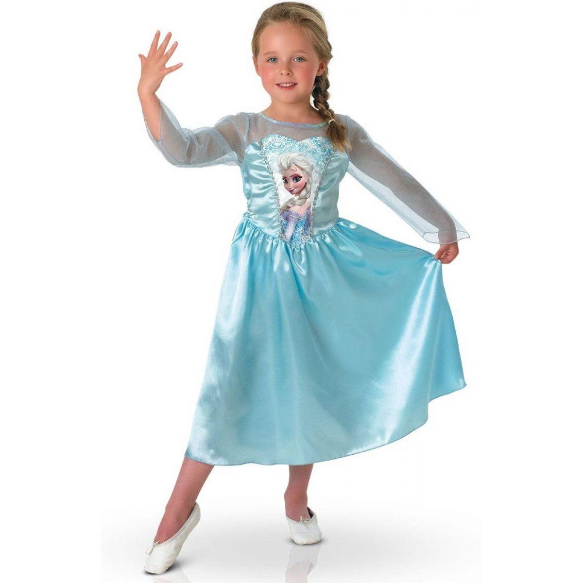 Rubie's Ledové království Kostým Elsa vel.S
