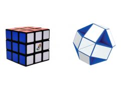 Rubikova kostka sada retro snake a 3x3x3