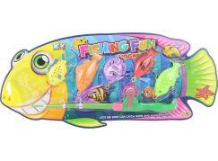 Rybičky s prutem 3479
