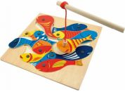 Rybičky s udičkou - magnetická hra