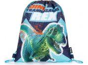 Sáček na cvičky Premium Dinosaurus