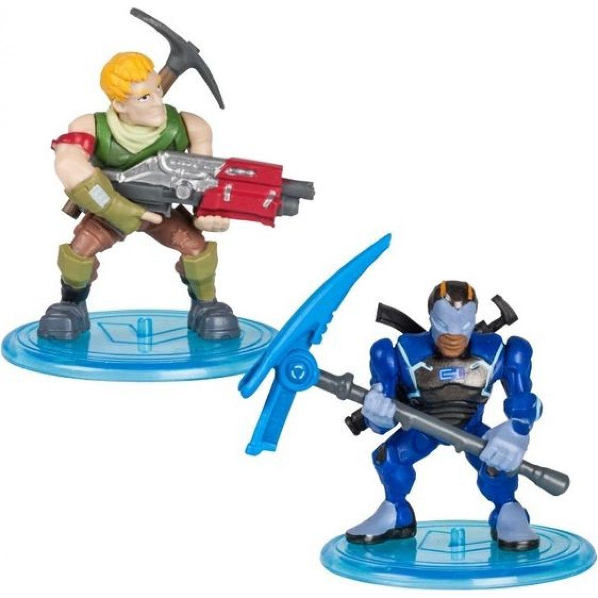 Sada 2 figurky Fortnite W1 Sergeant Jonesy a Carbide