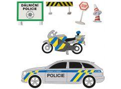 Sada dálniční policie