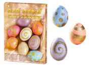 Sada k dekorování vajíček  - zlaté zdobení