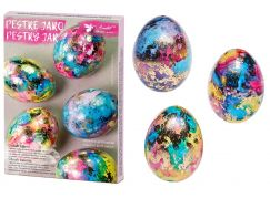 Sada k dekorování vajíček - pestré jaro