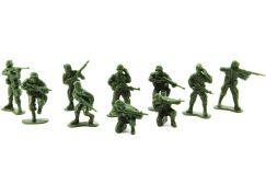 Sada plastových vojáků CZ design