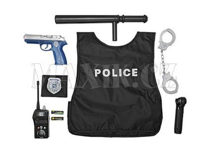 Sada pro malého policistu