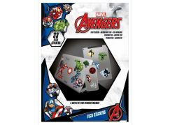 Sada samolepek Avengers