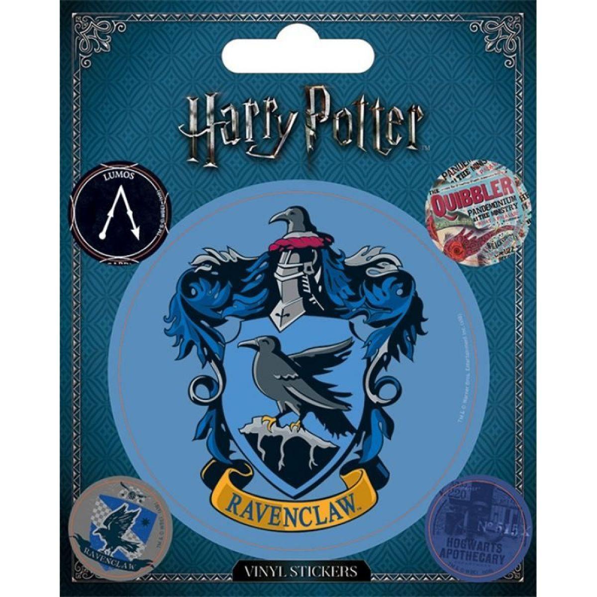 Sada samolepek Harry Potter Havraspár