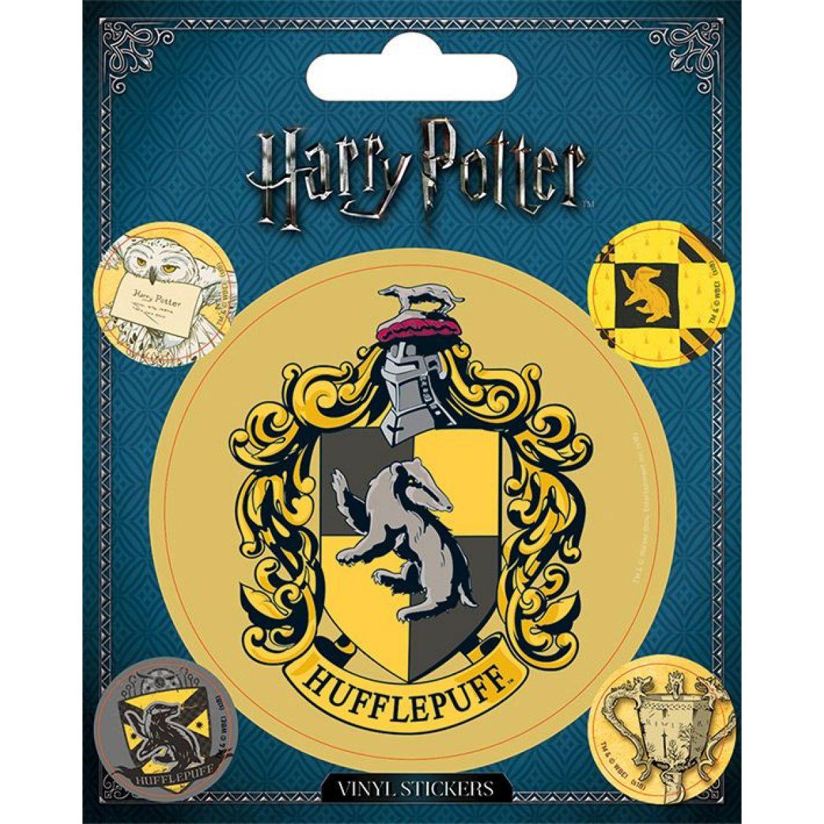 Sada samolepek Harry Potter Mrzimor
