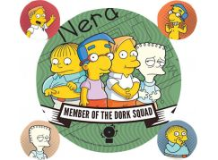 Sada samolepek Simpsonovi