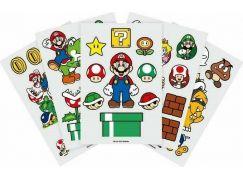 Sada Samolepek Super Mario
