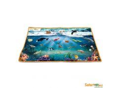 Safari Ltd  Koberec - Mořský život
