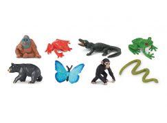 Safari Ltd Deštný prales - Good Luck Minis Funpack