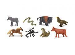 Safari Ltd Divoký západ - Good Luck Minis Funpack