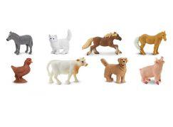 Safari Ltd Ranč - Good Luck Minis Funpack