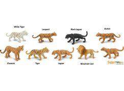 Safari Ltd Tuba Kočkovité šelmy