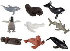 Safari Ltd Tuba Mláďata mořských živočichů