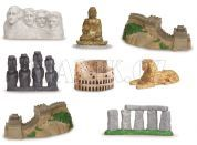 Safari Ltd Tuba Významná místa světa