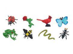 Safari Ltd Zahrada - Good Luck Minis Funpack