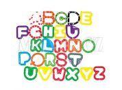 Sassy Spojovací písmena A-Z