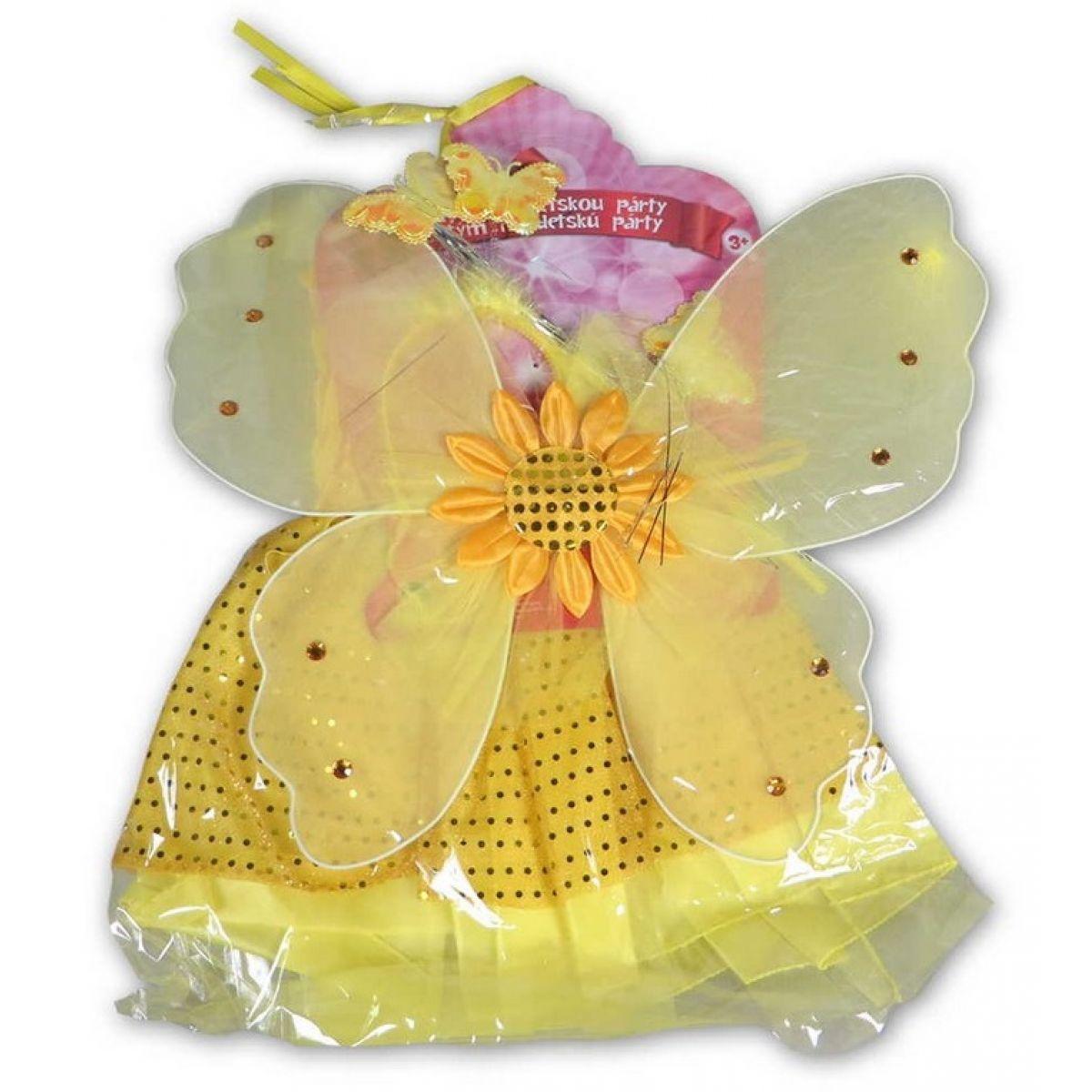 Šaty Slunečnice
