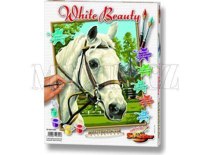 Schipper Kůň bílý Classics 24x30cm