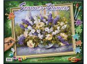 Schipper Letní květiny Premium 40x50cm