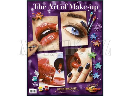 Schipper The Art of Make-Up Quattro 18x24cm