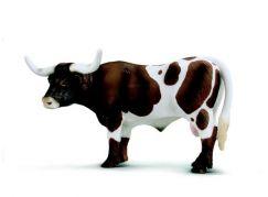 Schleich 13275 Býk Texaský longhornský