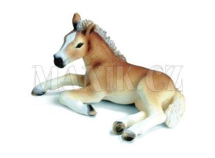 Schleich 13292 Kůň Hafling hříbě ležící