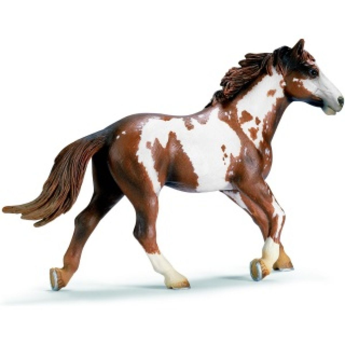 Schleich 13616 Kůň Pinto hřebec