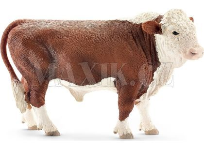 Schleich 13763 Hereforský býk