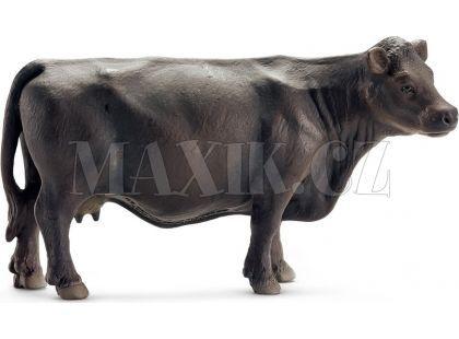 Schleich 13767 Kráva Angusská černá