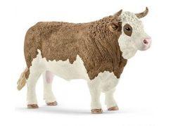 Schleich 13800 Simmentálský býk