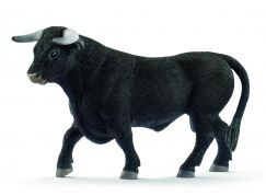Schleich 13875 černý býk