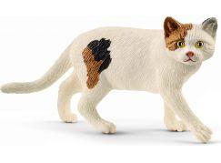 Schleich 13894 Zvířátko kočka americká krátkosrstá
