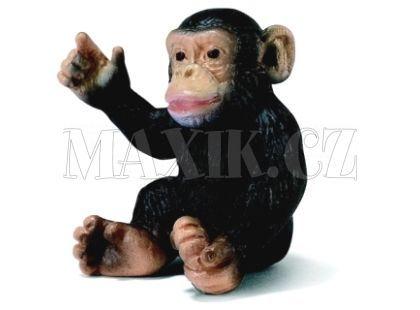 Schleich 14192 Šimpanzí mládě