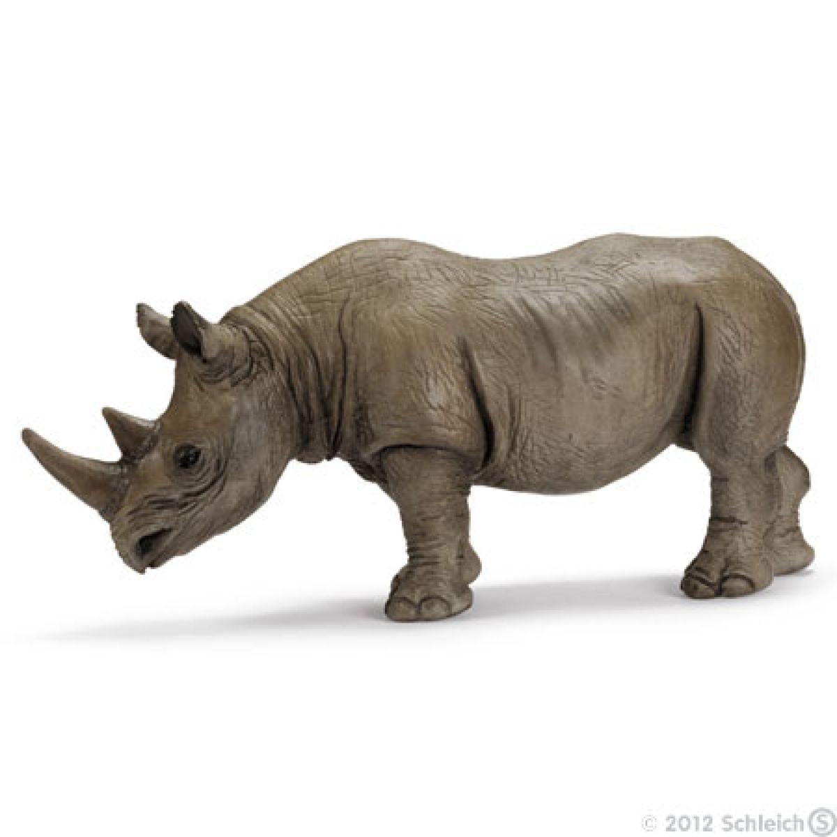 Schleich 14193 Nosorožec dlouhorohý samec