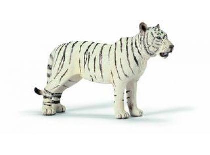 Schleich 14383 Tygr bílý tygřice