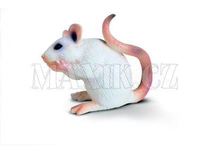 Schleich 14406 Myš bílá