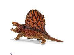 Schleich 14569 Prehistorické zvířátko Dimetrodon